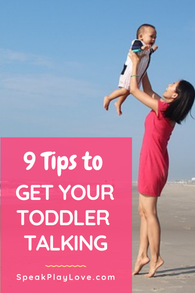 9 tips toddler talking pin image