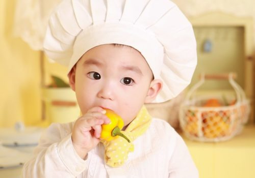 Speech therapy at home with cooking