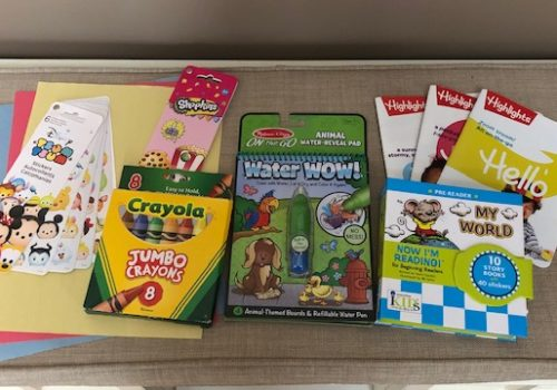 Travel Toys for Toddlers on Airplanes