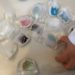 Ice sensory play for toddlers