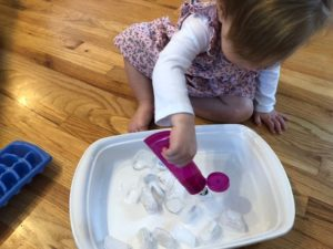 sensory play for language development in toddlers
