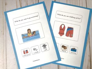 summer object function for speech therapy