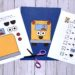back to school speech therapy craft