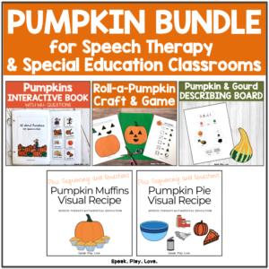 pumpkin activities bundle cover